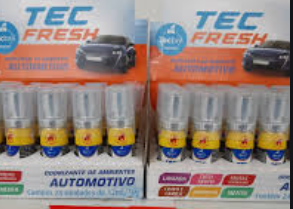Neutralizador Odores TEC FRESH TF 12ml