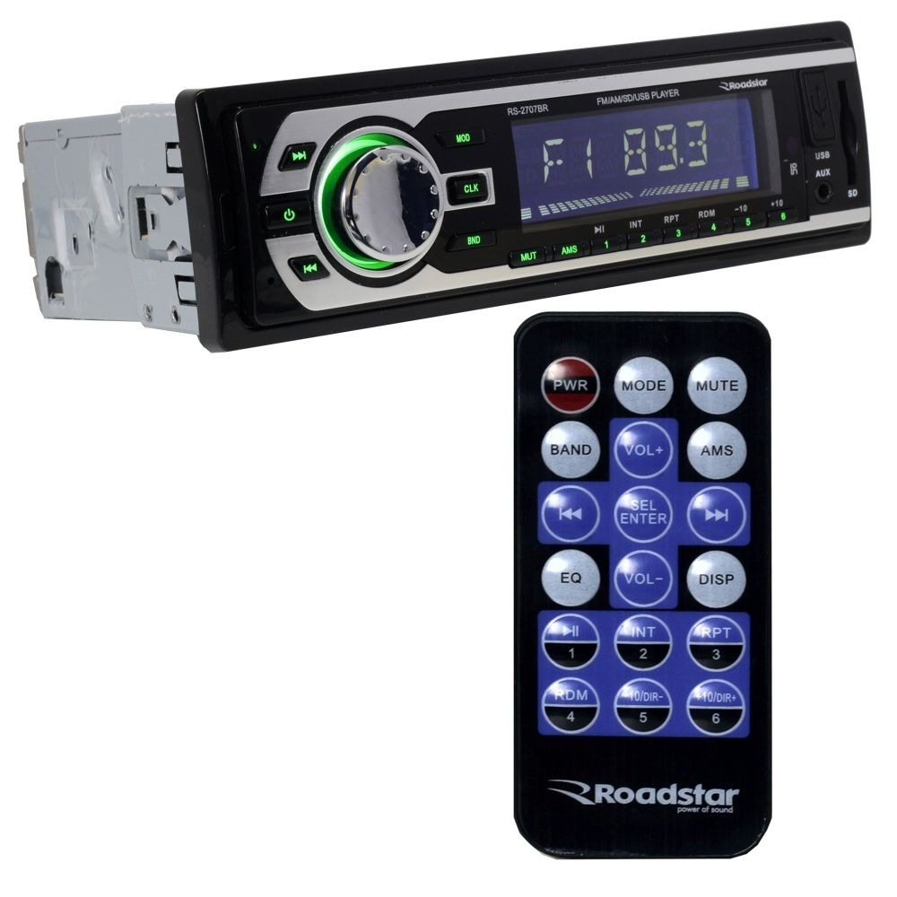 Auto Radio Roadstar Mp3 USB/SD/FM/AM